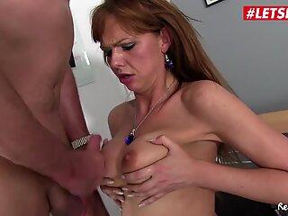 Летсдоеит - Немачки Танак Милф (мама која БиХ јебао) воли хардцоре Пичка јебено