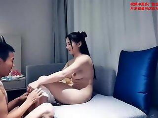 中国人卖淫系列,圆胖的年轻妓女大声mo吟