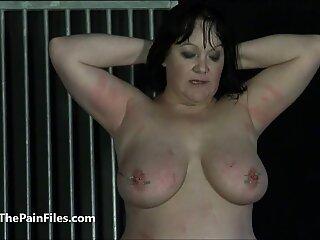 Bbw (i̇ri güzel kadın) amatör köle chinas ekstrem iğne tutsak etme fantezisi