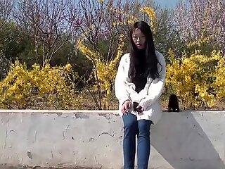 Chinki kobieca dominacja-foot fetysz