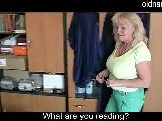 Бака чита Плаибои и има секс