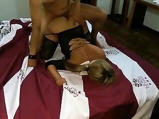 Turkish Mom MlLF Otel Doggy 099