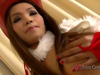 Χριστούγεννα γυμνά κινέζα γκό δια